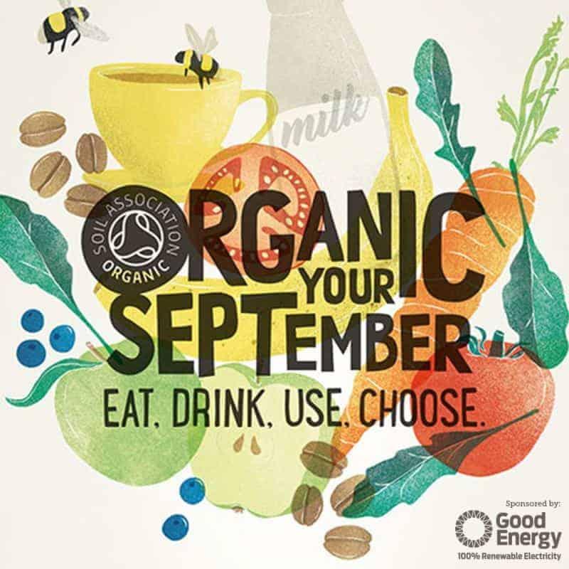 The Soil Association's Organic September