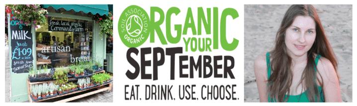 organic september banner
