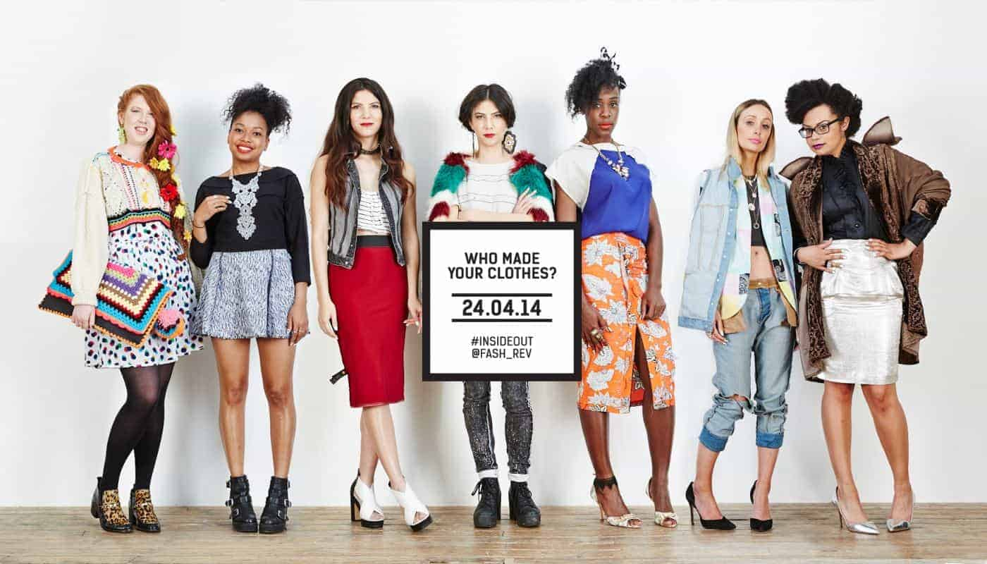the fashion revolution whomademyclothes greenhouse pr