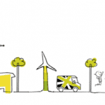 Ecotalk, first mobile phone service powered by wind and sun