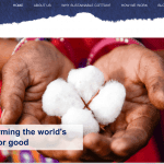 Supporting CottonConnect in its mission to transform the world's cotton for good
