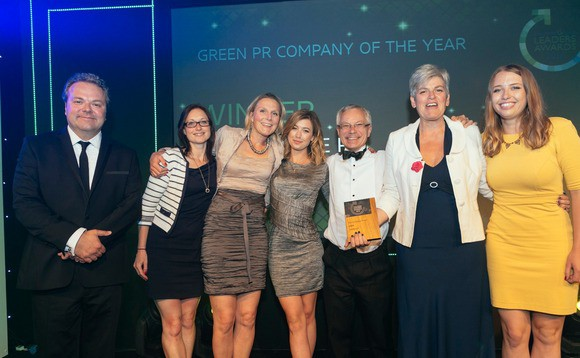 Business Green award